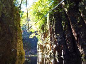 「三段峡」~広島の景勝地をどう巡る?滝、渓谷、名所めぐり・・|広島県|トラベルjp<たびねす>