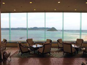 角島大橋と日本海の絶景一望の温泉!下関「ホテル西長門リゾート」|山口県|トラベルjp<たびねす>
