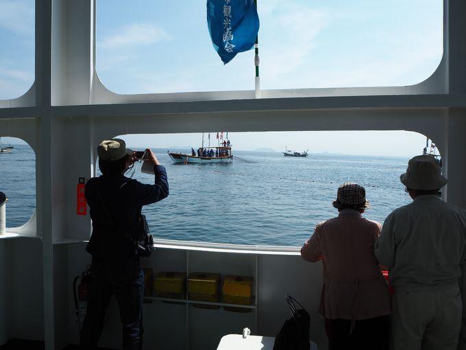 福山市無形民俗文化財「しばり網漁法」とは・・