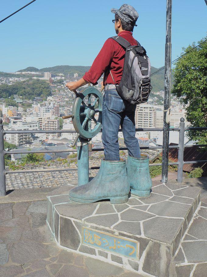 """長崎ぶらぶら""""さるき旅""""~坂の町を歩いて見つけるちょこっと名所"""