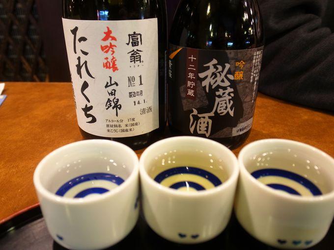 伏見のお酒を徹底的に堪能するならここ!