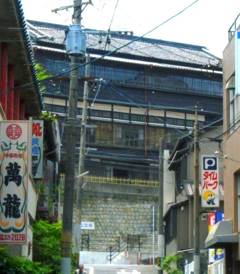 半世紀を経て、今ここに蘇る!九州最大級の料亭建築「三宜楼」