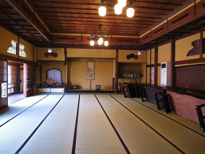 現存する九州最大級の料亭建築「三宜楼」とはこれだ!