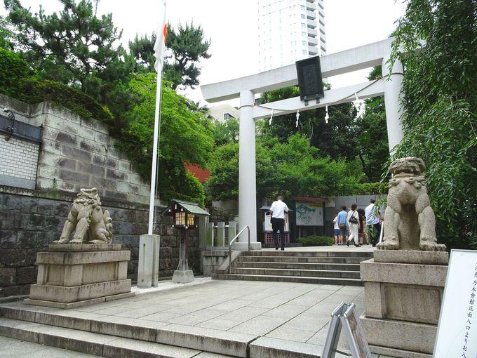 「乃木神社」のご祭神・ご利益は?