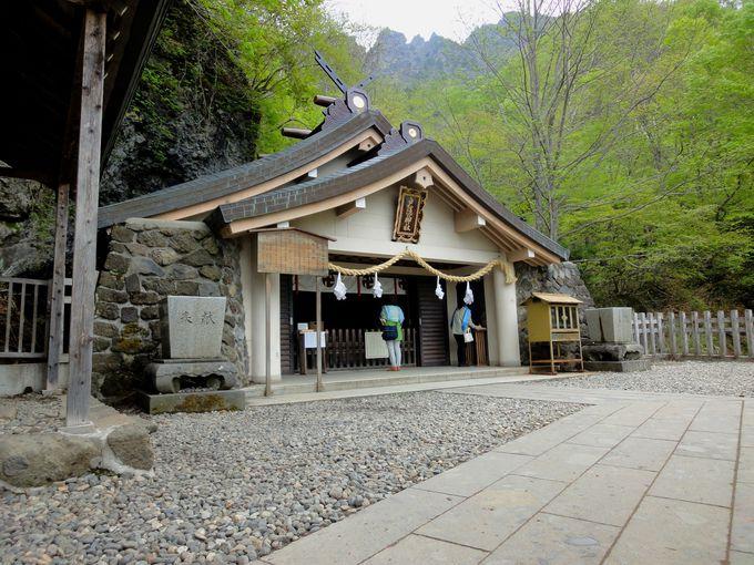2000年以上前の創建!戸隠神社奥社