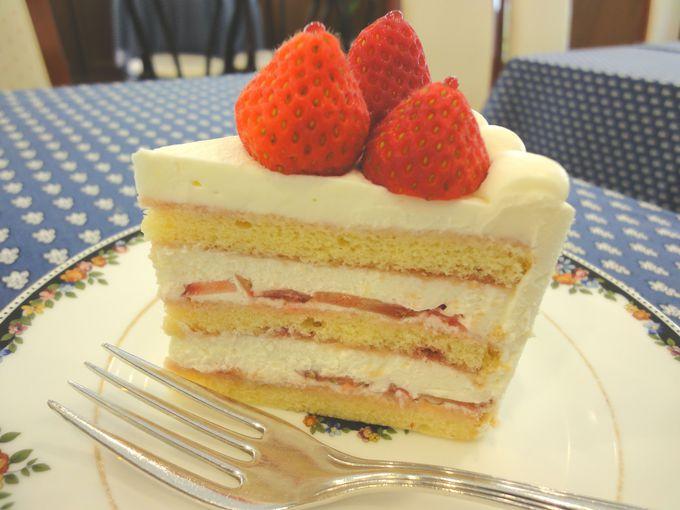 日本一美味しい!といわれる「ショートケーキ」