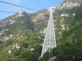 日本一の鉄塔!三重「御在所ロープウエイ」でスリル満点の空中散歩