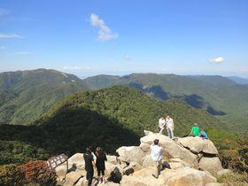 三重「御在所岳」の頂上に望湖台…観光リフトも乗ってみよう!
