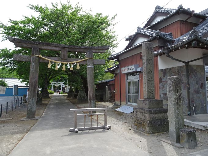 千数百年の歴史をもつ、埼玉県名発祥の古社「前玉神社」