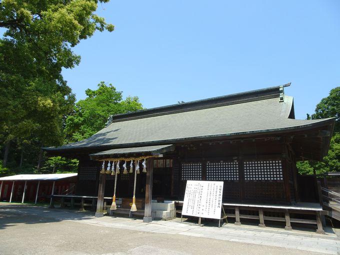 関東最古の古社「鷲宮神社」のご祭神・ご利益は?