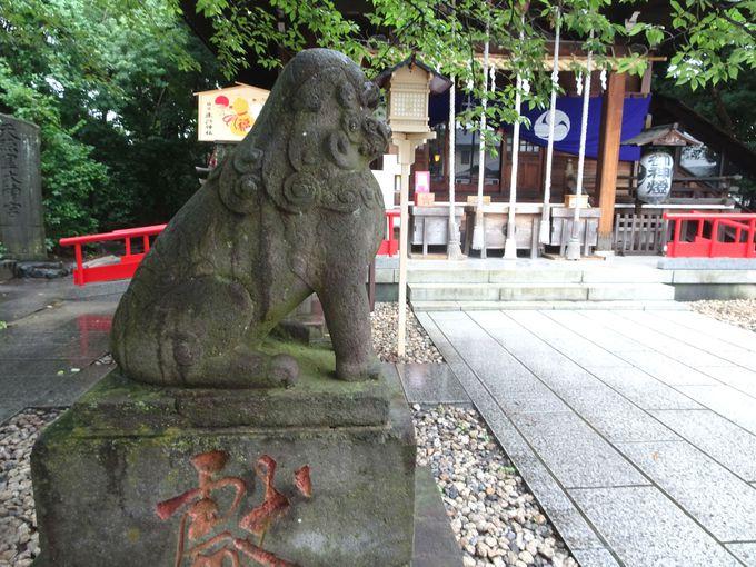 「鎮守氷川神社」までの交通アクセスについて