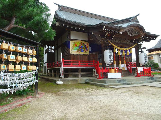"""鴻巣「大野神社」は""""嵐神社""""として人気の聖地!"""