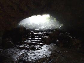 国内最大級の溶岩洞窟が御殿場に!「駒門風穴」で富士山のパワーを体感しよう|静岡県|トラベルjp<たびねす>