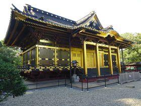 金色の社殿がゴージャス!「上野東照宮」で江戸時代の面影を感じよう|東京都|トラベルjp<たびねす>