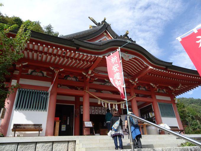 「夫婦木神社姫の宮」…お祀りされているご神体・ご祭神、そのご利益は?