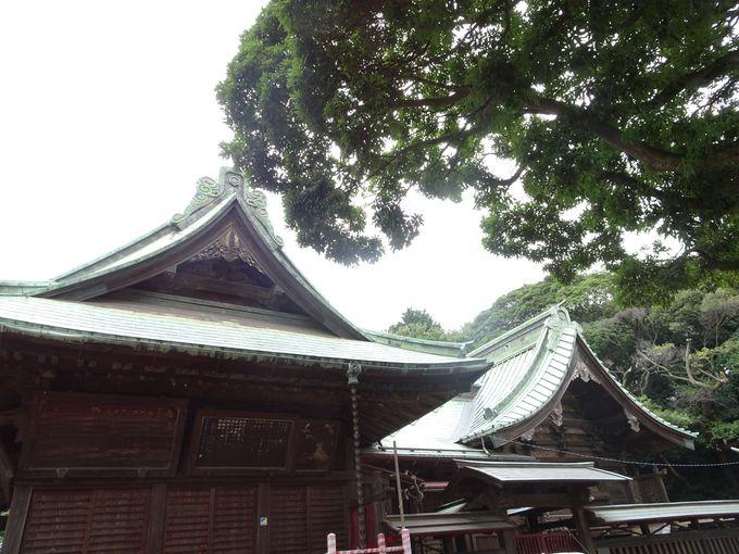 千葉県船橋市に鎮座する「二宮神社」のご祭神と、そのご利益は?