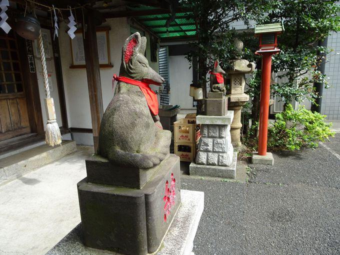 外れくじを供養して金運アップ!「宝禄稲荷神社」