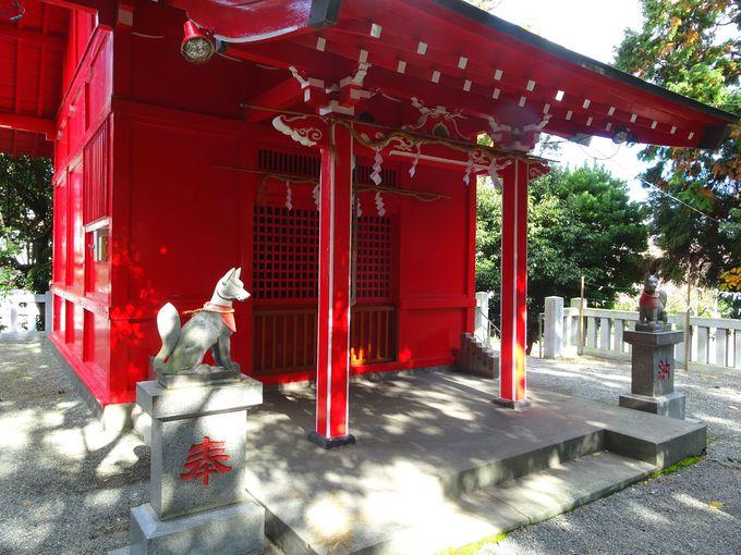 「割狐塚稲荷神社」にお祀りされているご祭神およびご利益は?