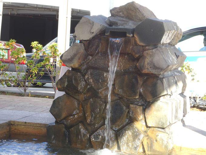 家康公もお気に入りの温泉!熱海駅前の無料足湯「家康の湯」であったまろう