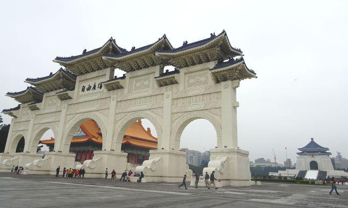 「鼎元豆漿」の最寄り駅は、MRT「中正紀念堂駅」