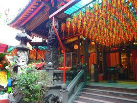 台北「西門町×龍山寺」6パワースポットをディープに巡礼!