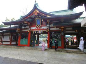 縁結び&仕事運UPのご利益が篤い!東京赤坂「日枝神社」は人気のパワースポット