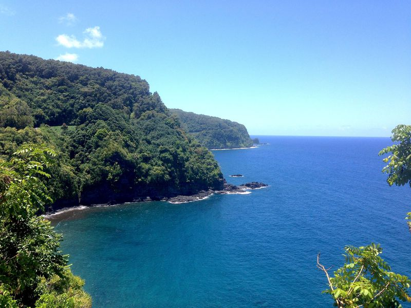 マウイ島「天国のハナ」までの壮快3時間ドライブ