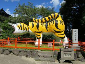 阪神タイガースも祈願!張子の寅が有名な信貴山・朝護孫子寺|奈良県|トラベルjp<たびねす>