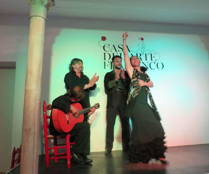 その他おススメのフラメンコ劇場「Casa del Arte Flamenco」