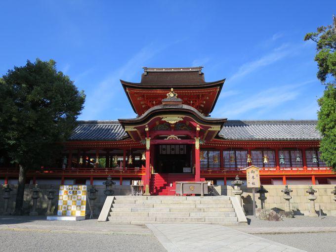 石清水八幡宮と男山展望台へは京阪男山ケーブル利用が便利!