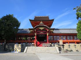 徒然草にも登場!京都の隠れた名所「国宝・石清水八幡宮」