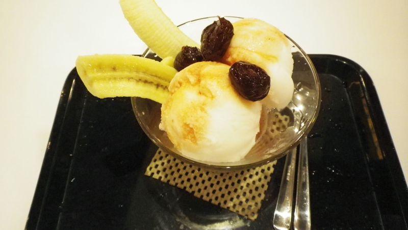 台湾高雄でバナナ時間♪南国バナナ味の雪スイーツを楽しもう!