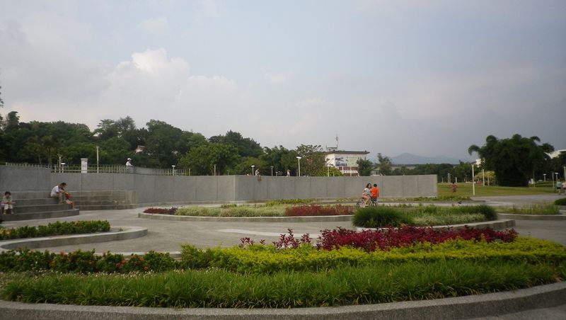 グルメも楽しめる台北の穴場!地元民が憩う「花博公園」
