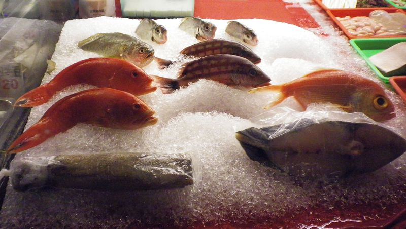 前世は日本人!?のオーナーが高雄で経営する絶品台湾グルメ!新鮮なシーフードも!