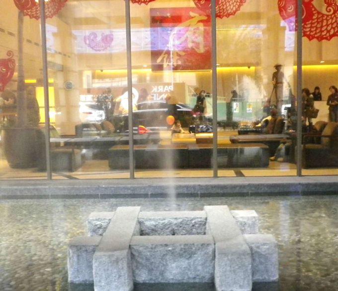 高級温泉ホテル