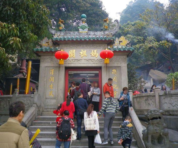 6.媽閣廟