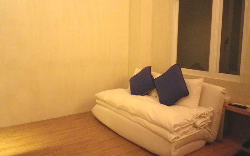 女性にやさしい!台湾・台南の小さなホテル「佳佳小南天旅店」