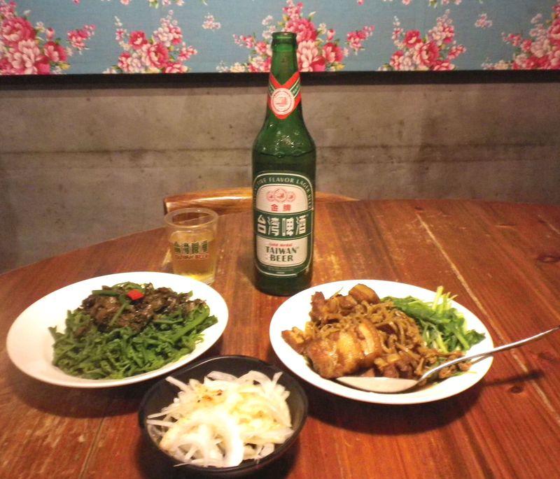 台湾人もすすめる!絶品台湾料理を台北・永康街「豊盛食堂」で