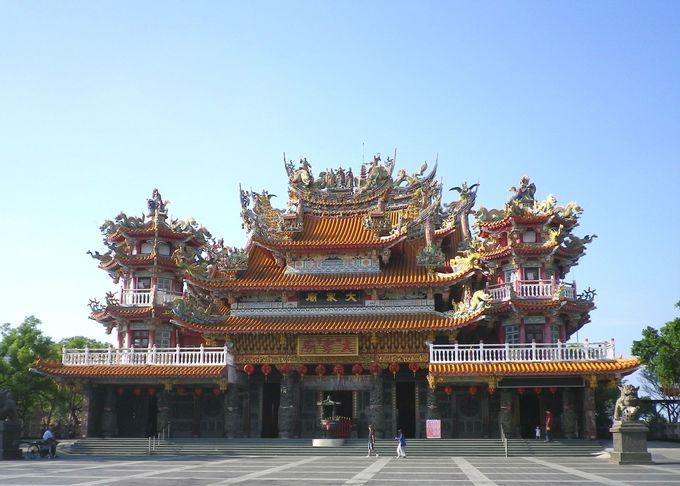 台湾最初の古戦場であった場所