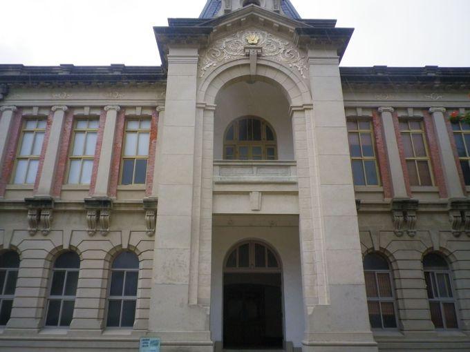 「十八卯茶屋」の場所と「台南公会堂」