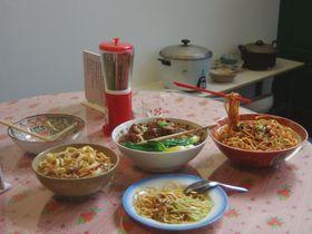 台湾茶アイスやセンスのよいお土産も!レトロな「四四南村」|台湾|トラベルjp<たびねす>
