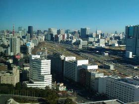 2つのタワーを同時に一望!「品川プリンスホテル」はアネックス高層階がおススメ!|東京都|トラベルjp<たびねす>