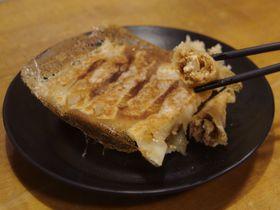 変わり種たくさん〜麻婆豆腐味も!台湾・高雄で創作焼き餃子なら「鉄井屋」へ