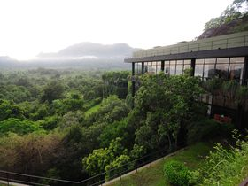 森に埋もれたホテル!スリランカ「ヘリタンス カンダラマ」はジェフリーバワの傑作