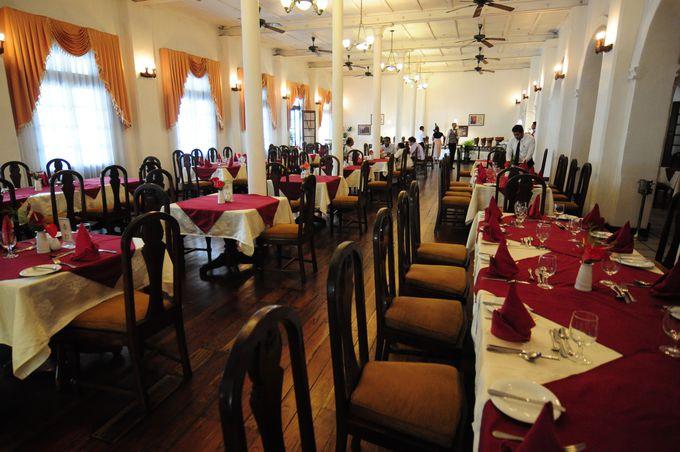 スリランカ料理に定評があるレストラン