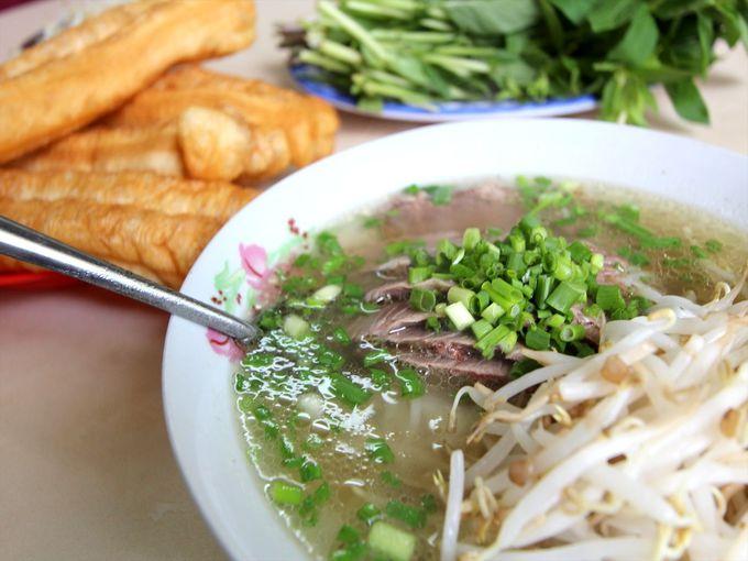 ベトナムを象徴する料理「フォー」