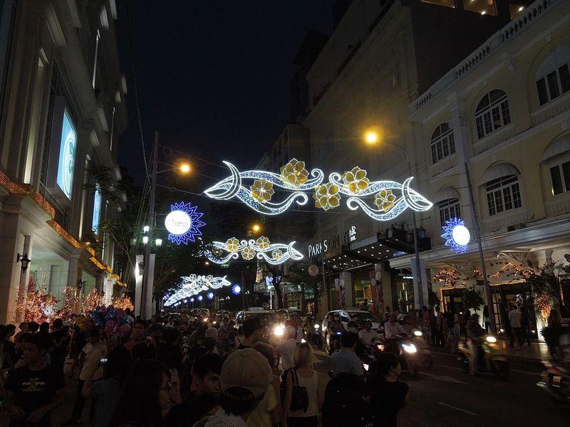 ベトナムのホーチミンでクリスマスを楽しむ4つの方法