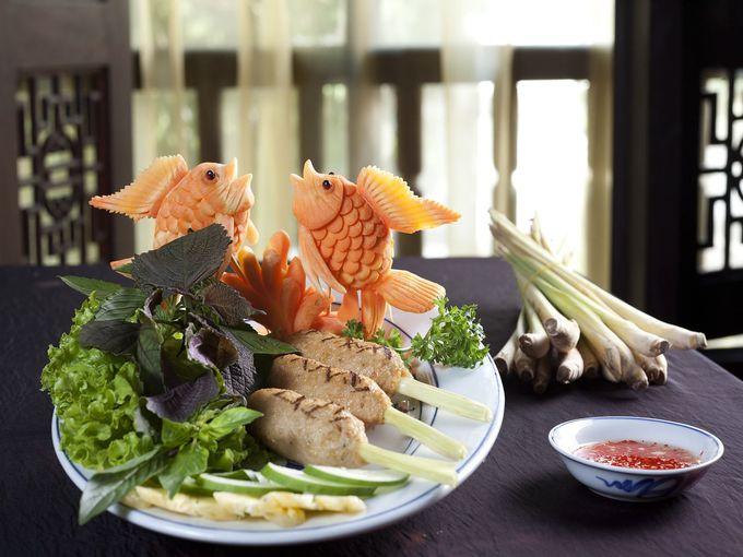 小泉元首相も訪れた高級ベトナム料理レストラン「マンダリン」