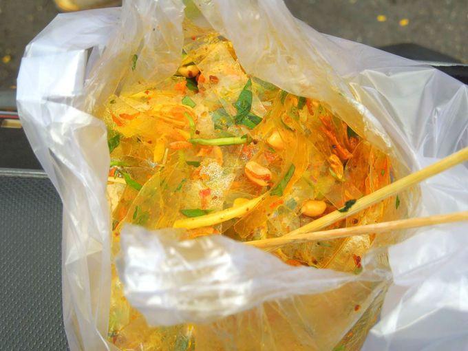 伝統食材ライスペーパーをアレンジ。「バンチャンチョン」