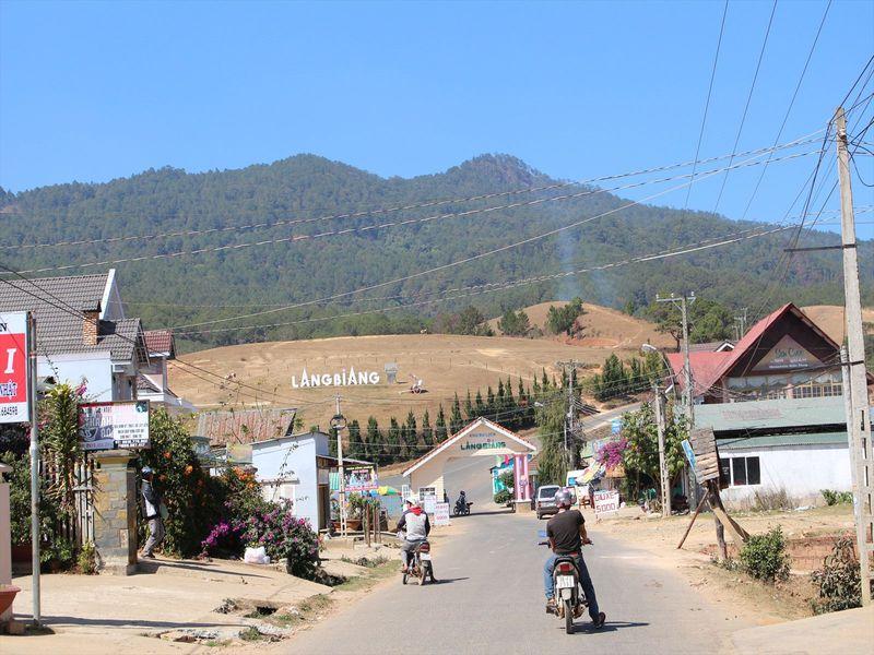 ベトナム・ランビアン山で少数民族の人たちからお土産を買おう!